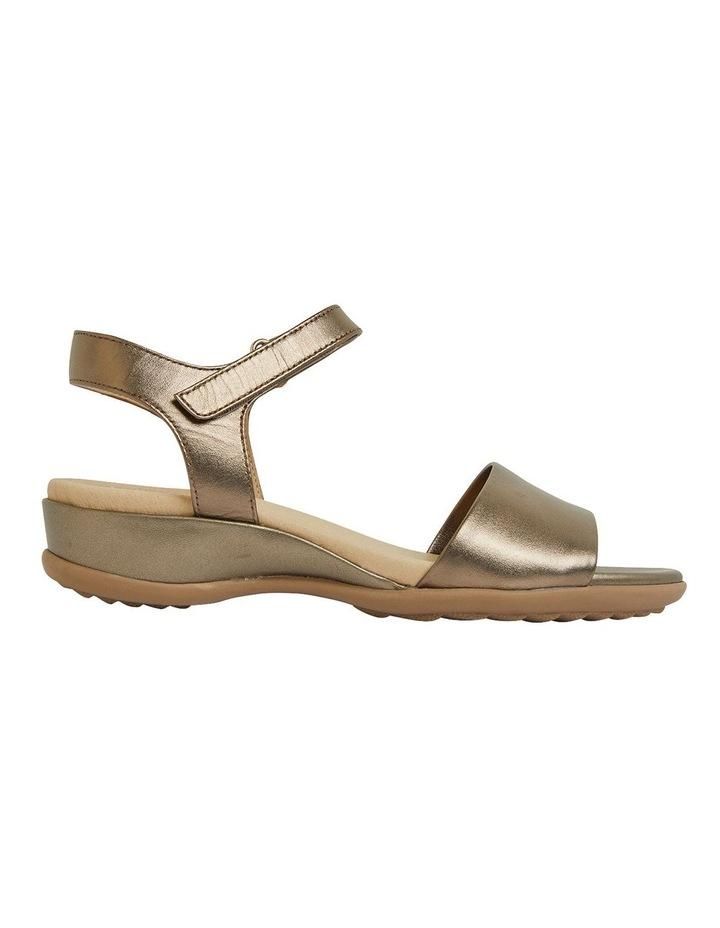 Camden Pewter Metallic Sandals image 1