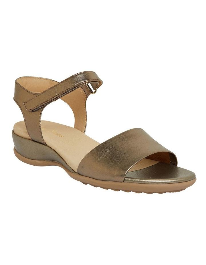 Camden Pewter Metallic Sandals image 2