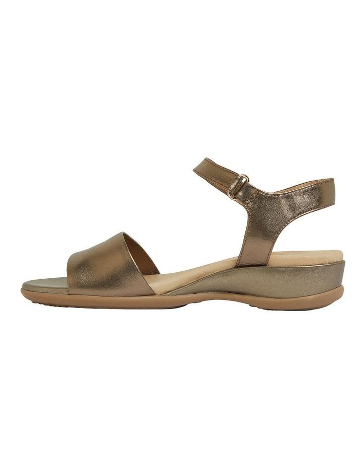 Camden Pewter Metallic Sandals image 3