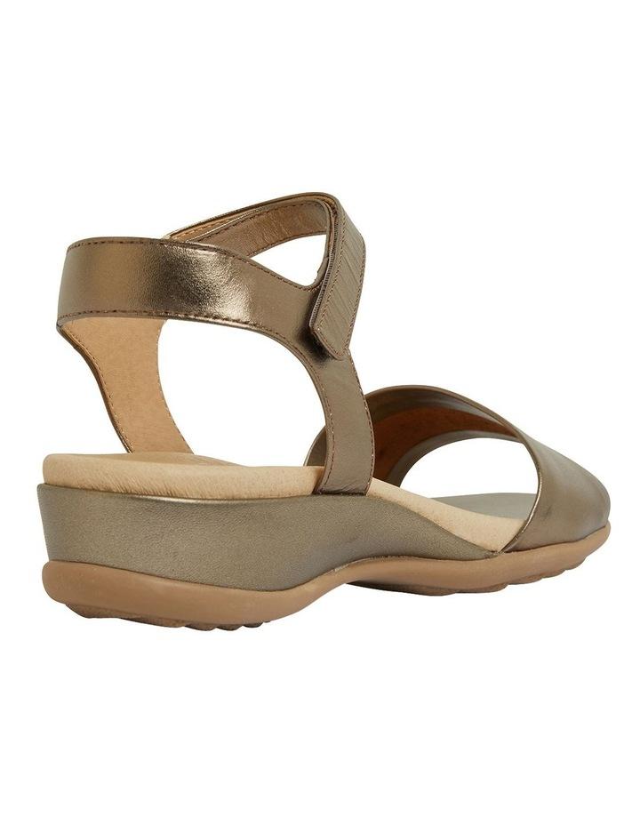 Camden Pewter Metallic Sandals image 4