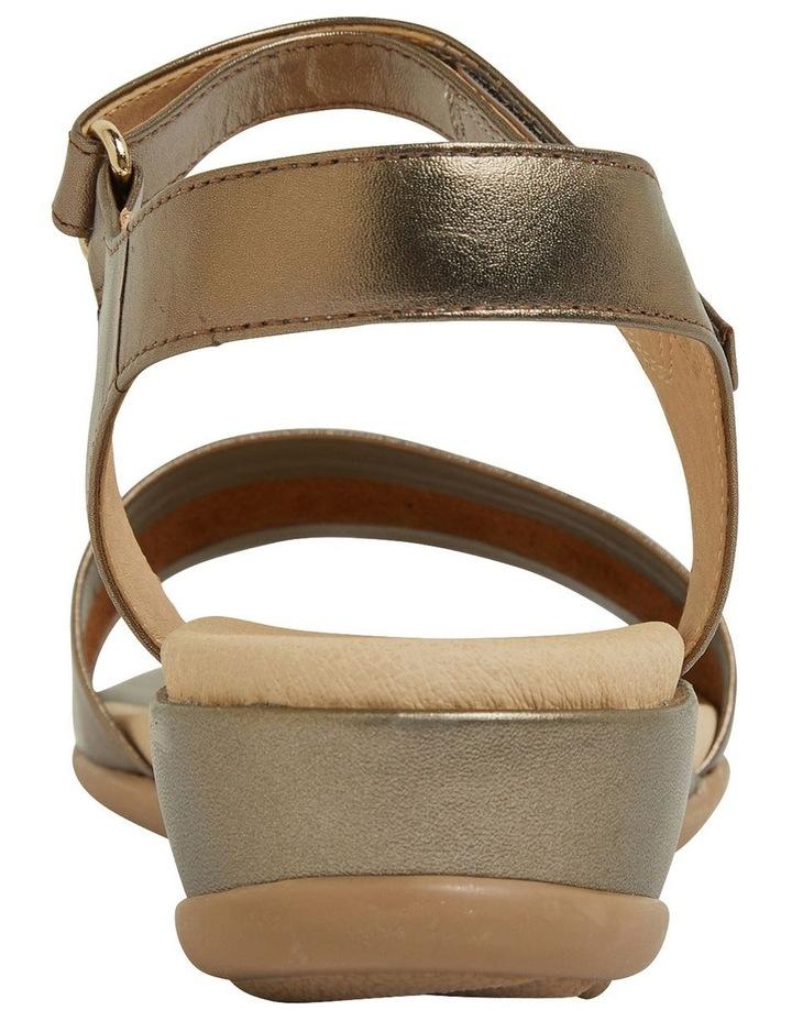 Camden Pewter Metallic Sandals image 5