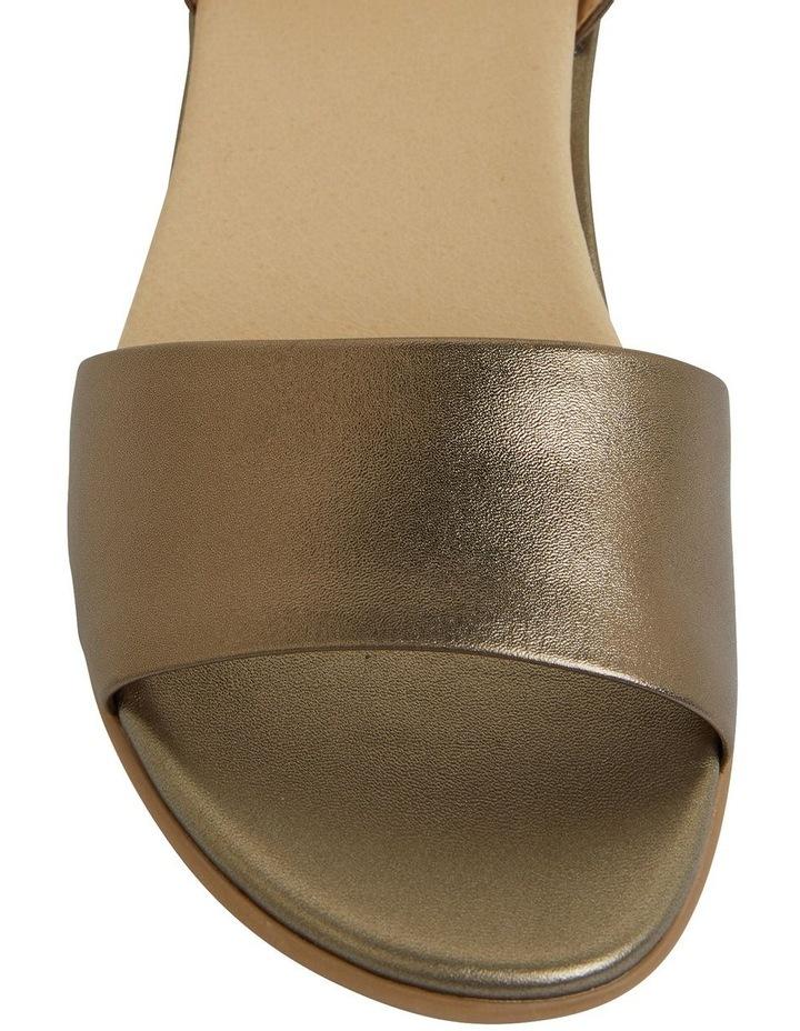 Camden Pewter Metallic Sandals image 6