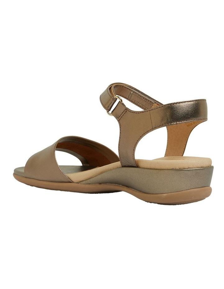 Camden Pewter Metallic Sandals image 7