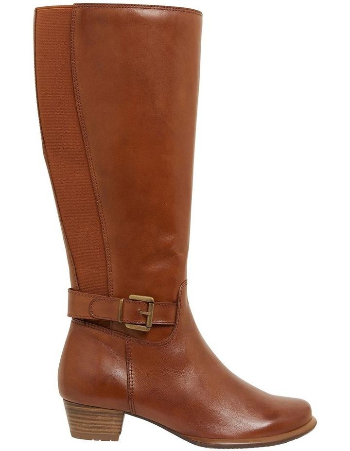 Diesel Mid Brown Glove Boots image 1