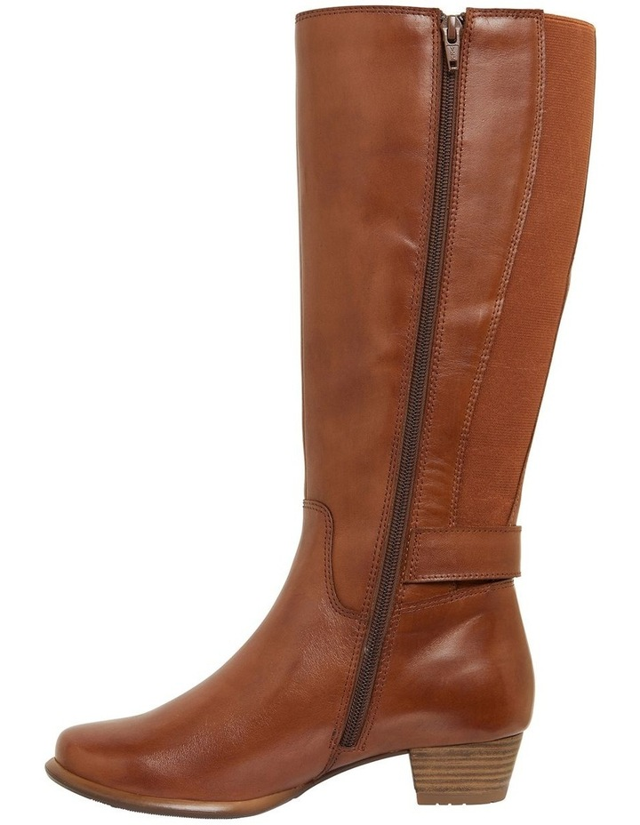 Diesel Mid Brown Glove Boots image 3