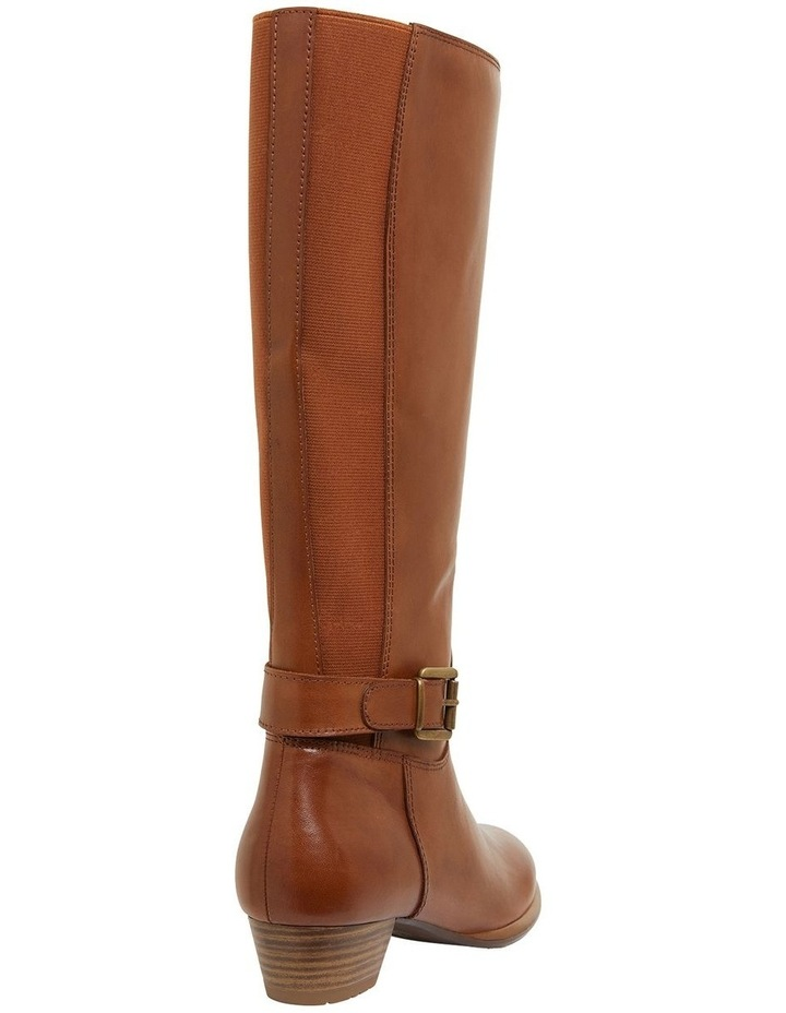 Diesel Mid Brown Glove Boots image 4