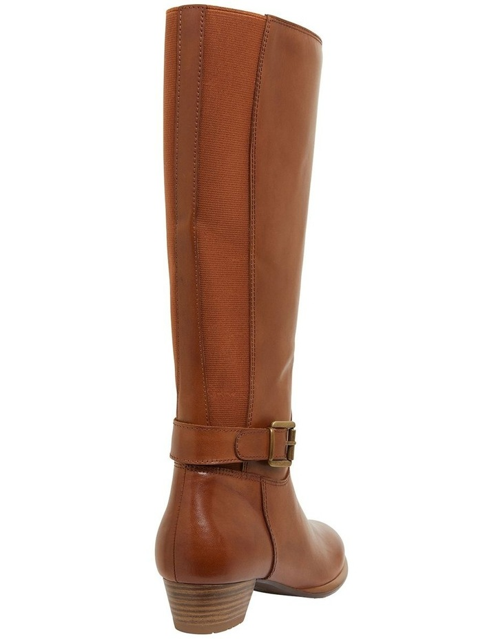 Diesel Mid Brown Glove Boots image 5