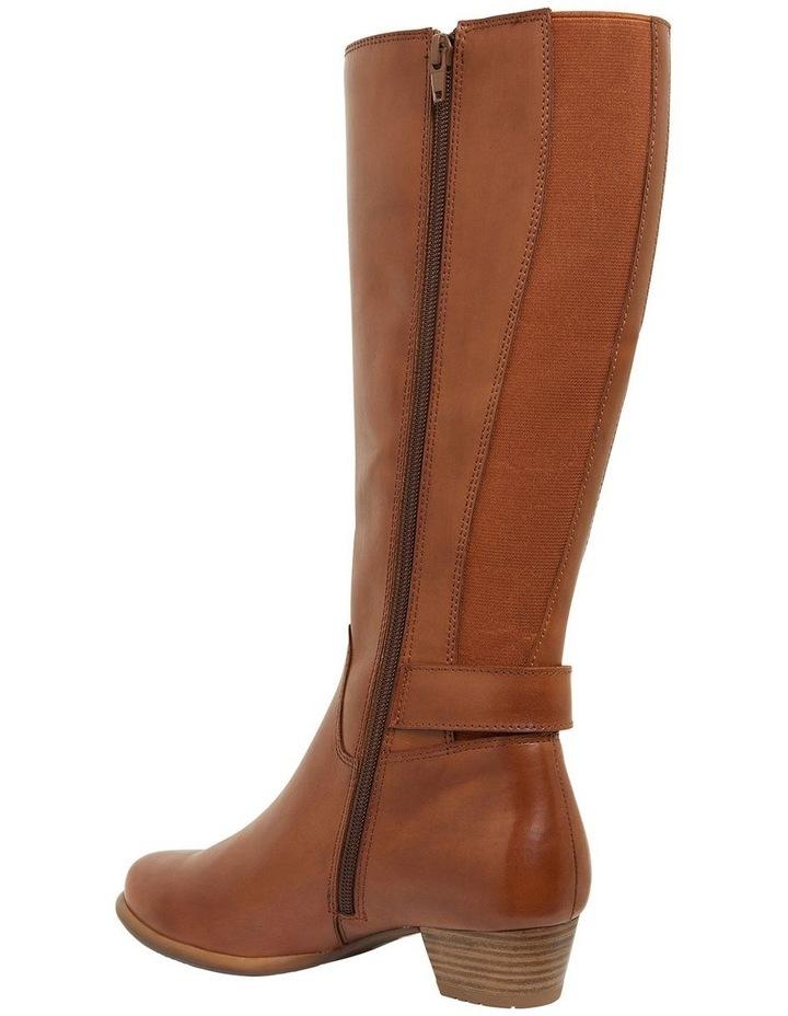 Diesel Mid Brown Glove Boots image 7