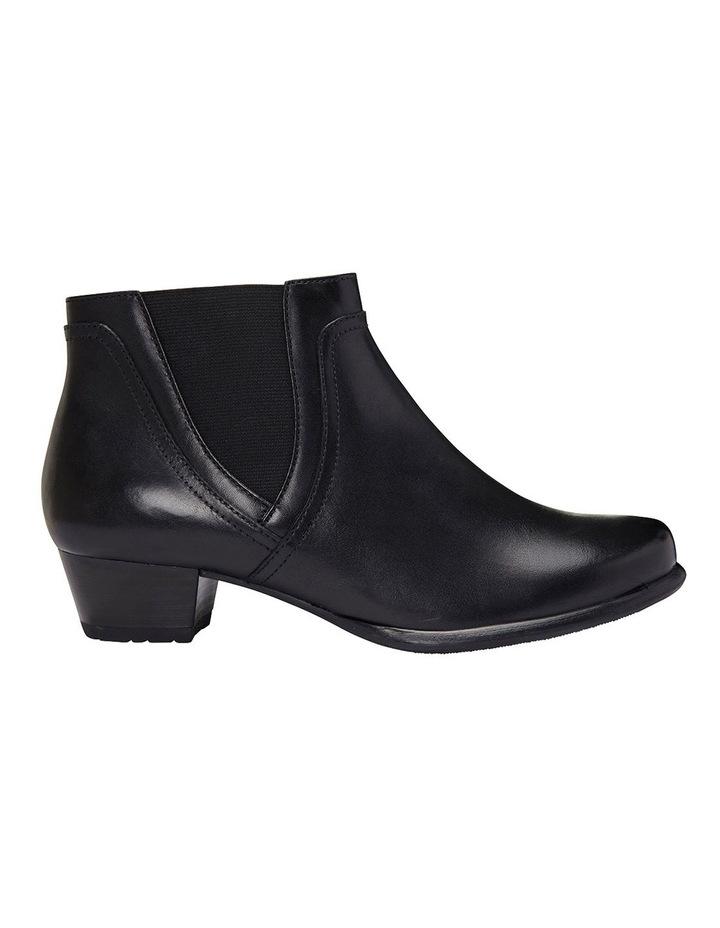Dion Black Glove Boots image 1