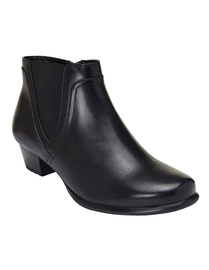 Dion Black Glove Boots image 2