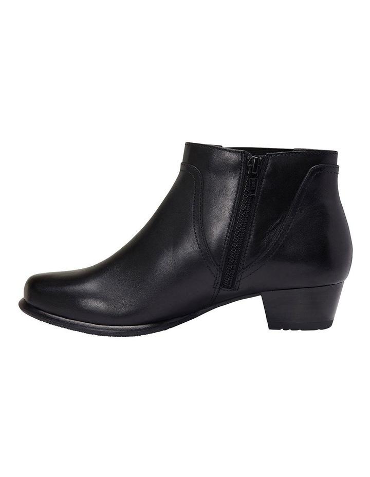 Dion Black Glove Boots image 3