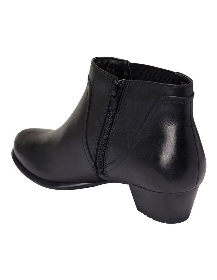 Dion Black Glove Boots image 4
