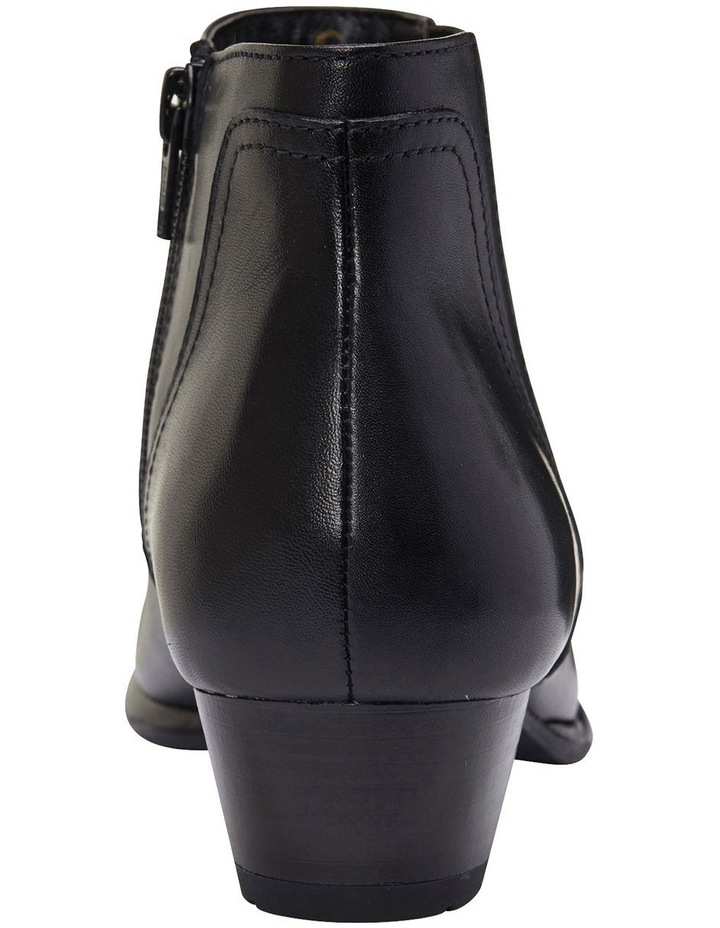 Dion Black Glove Boots image 5