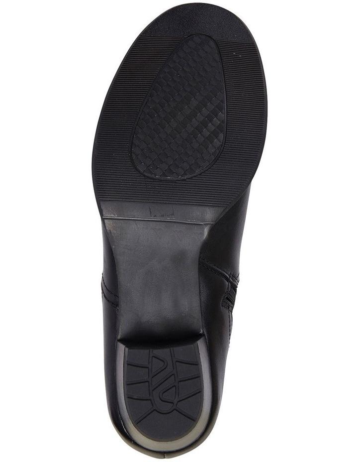 Dion Black Glove Boots image 6