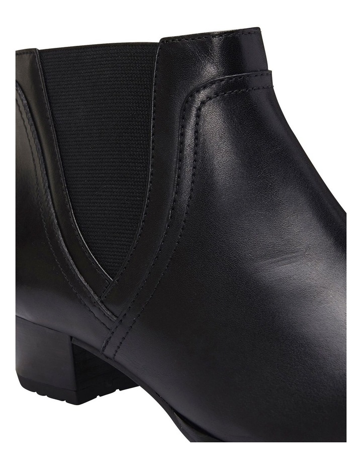 Dion Black Glove Boots image 7
