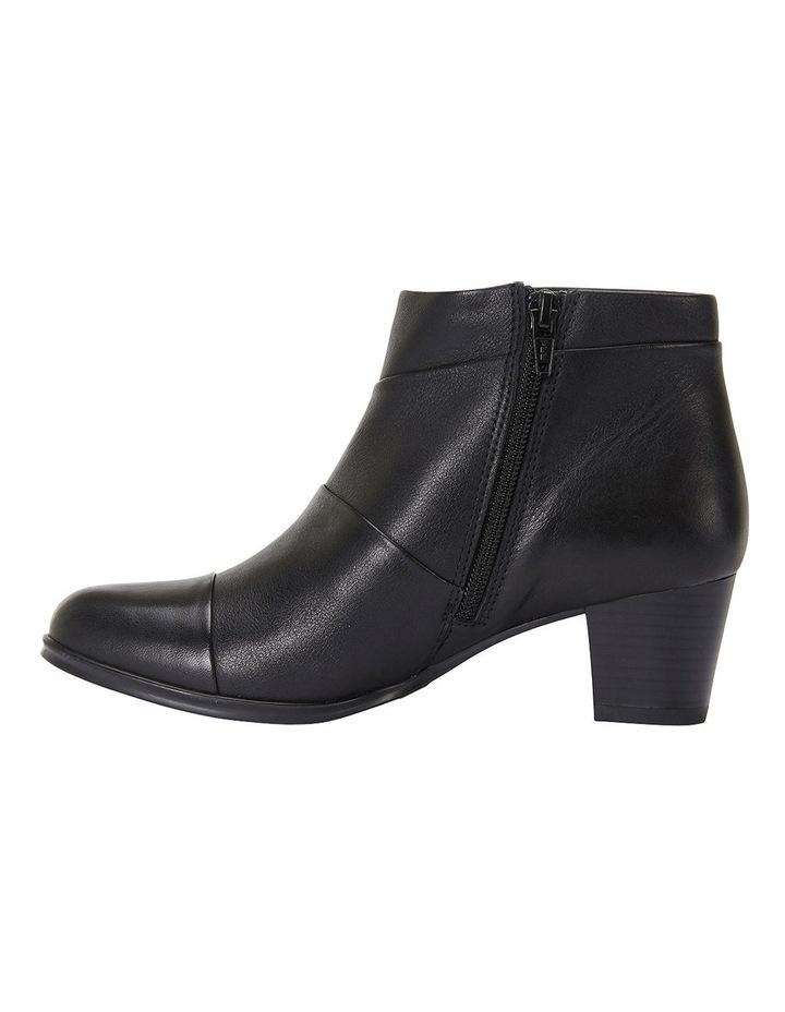 Marvin Black Glove Boot image 3