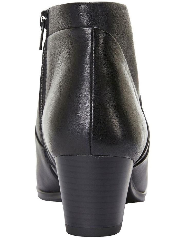 Marvin Black Glove Boot image 5