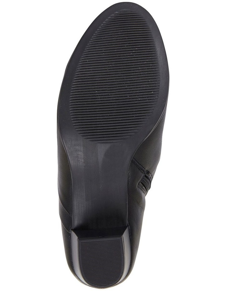 Marvin Black Glove Boot image 6