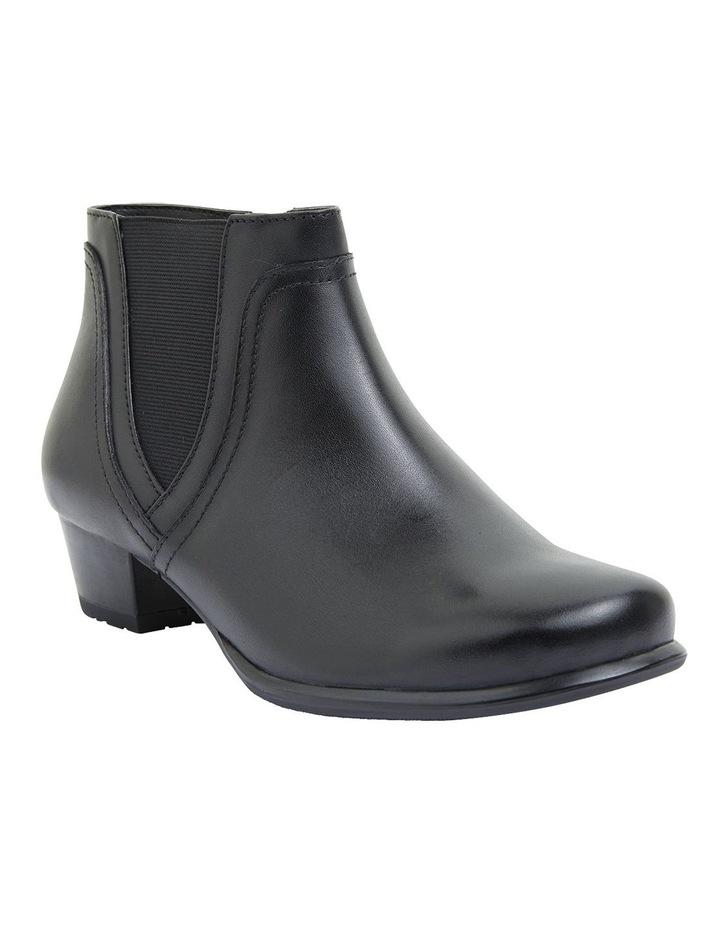 Delmar Black Glove Boots image 2