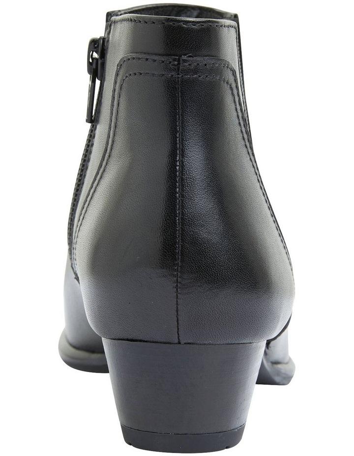 Delmar Black Glove Boots image 5