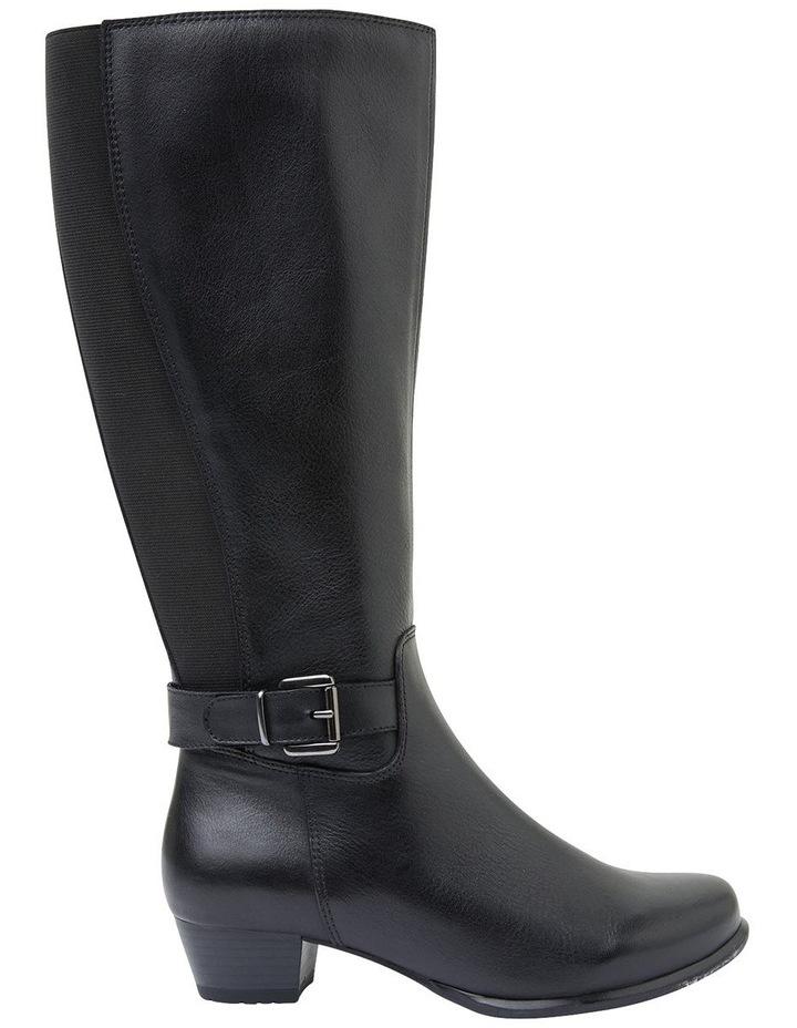 Diesel Black Glove Boots image 1