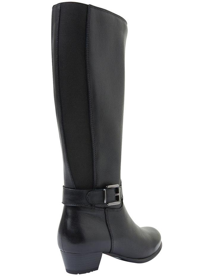 Diesel Black Glove Boots image 4