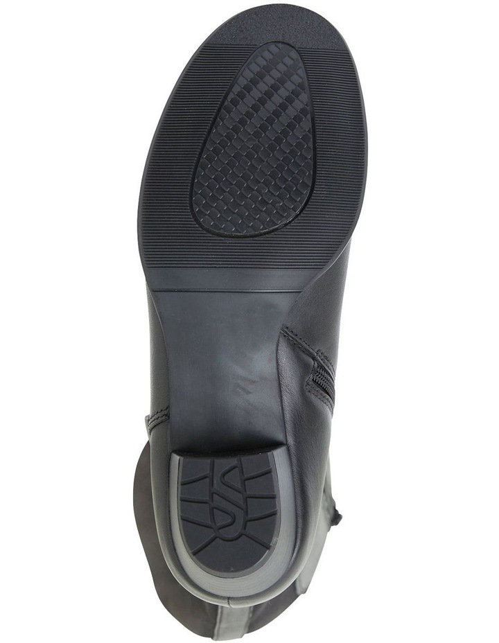 Diesel Black Glove Boots image 6