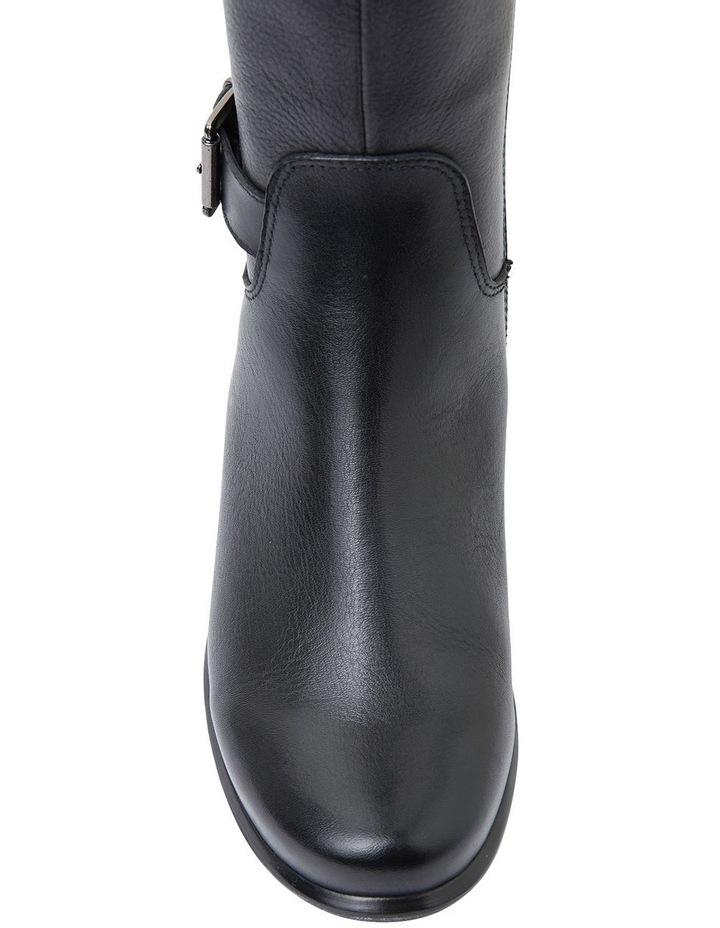 Diesel Black Glove Boots image 7