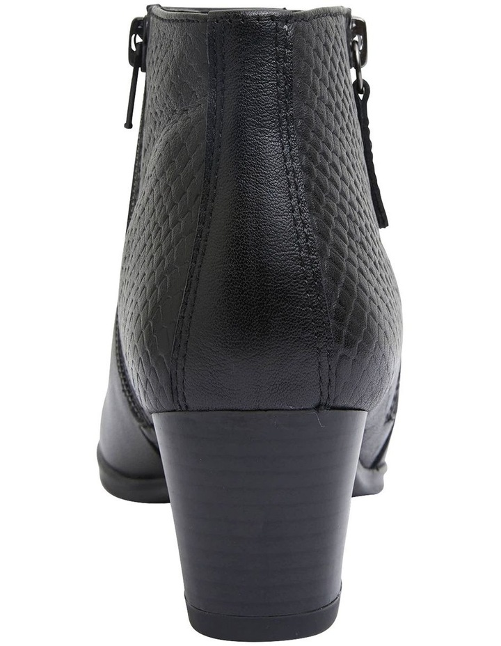 Beckett Black Glove Boots image 5
