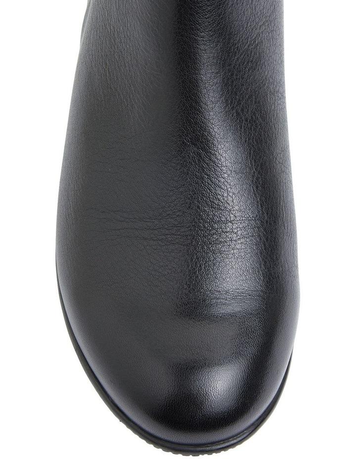 Walker Black Glove Boot image 7