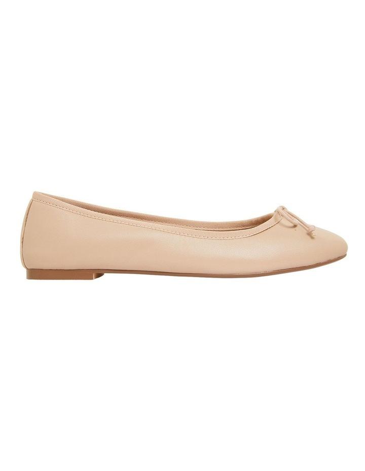 Fonteyn Nude Glove Flat Shoes image 1