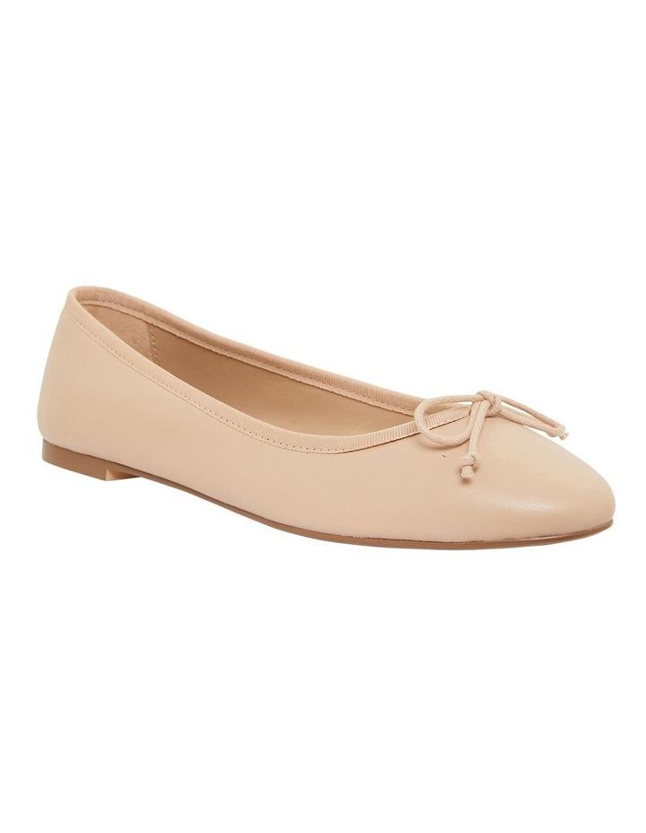 Fonteyn Nude Glove Flat Shoes image 2