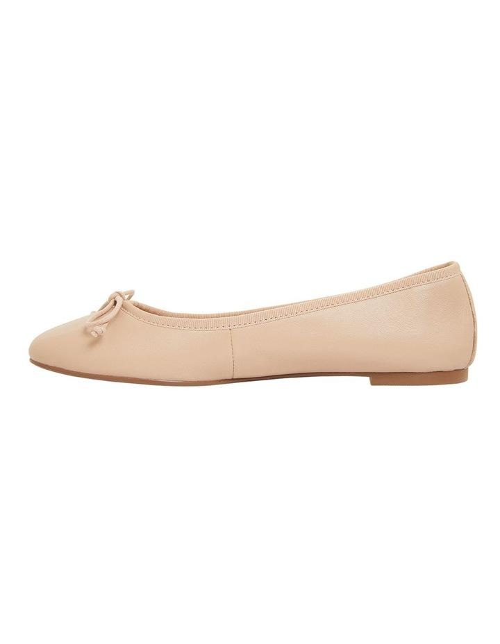 Fonteyn Nude Glove Flat Shoes image 3