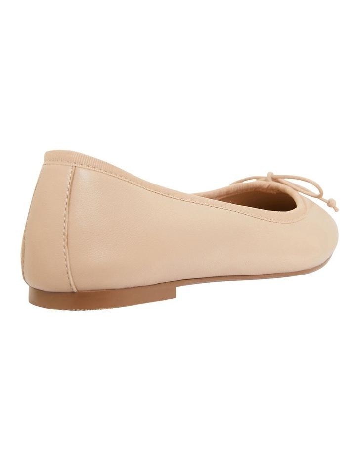 Fonteyn Nude Glove Flat Shoes image 4
