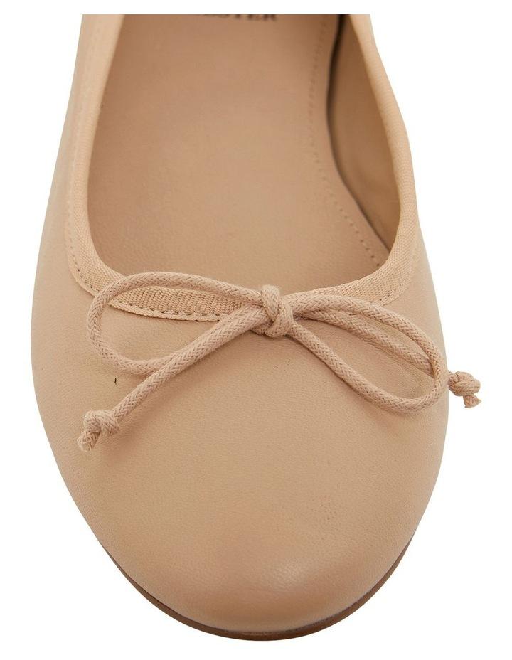 Fonteyn Nude Glove Flat Shoes image 5