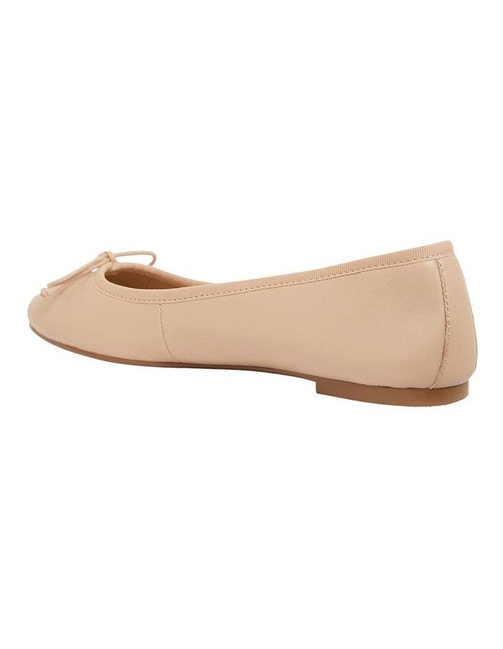 Fonteyn Nude Glove Flat Shoes image 6