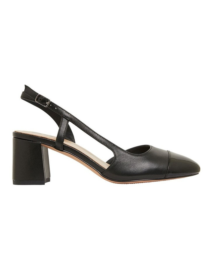 Chapter Black Patent/Glove Heeled Shoes image 1