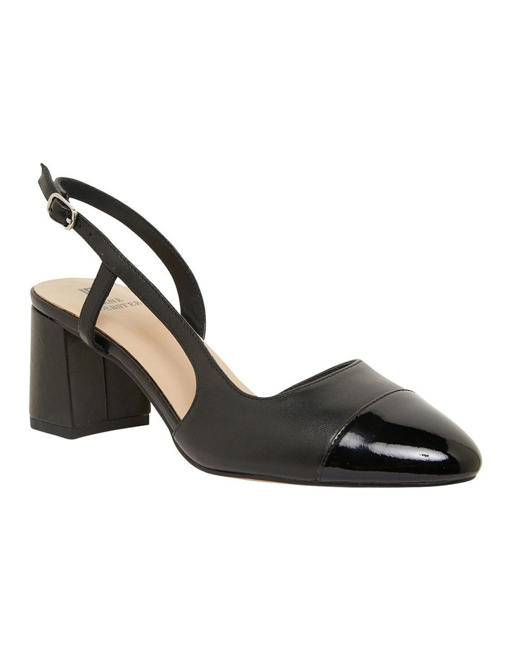 Chapter Black Patent/Glove Heeled Shoes image 2
