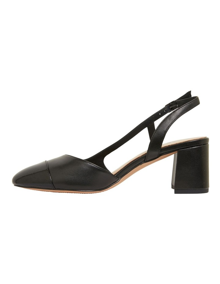 Chapter Black Patent/Glove Heeled Shoes image 3
