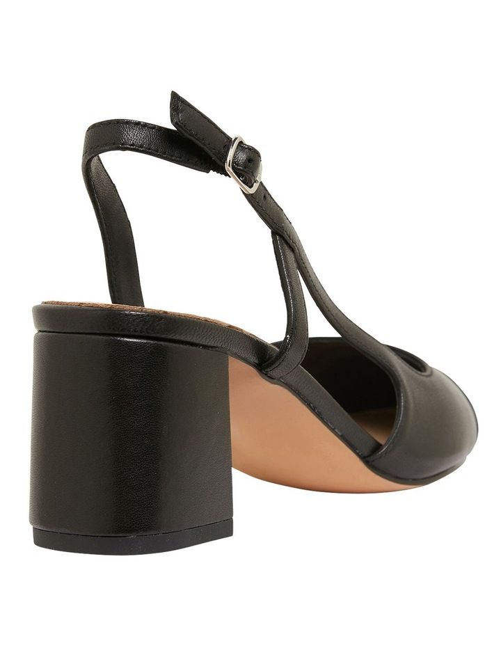 Chapter Black Patent/Glove Heeled Shoes image 4