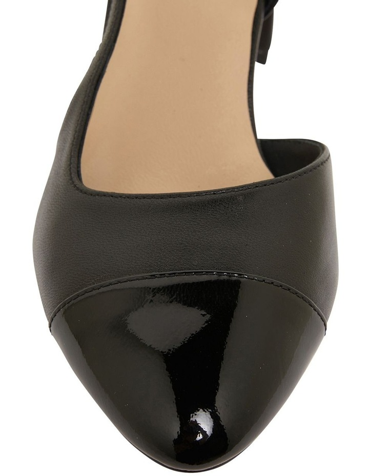 Chapter Black Patent/Glove Heeled Shoes image 6