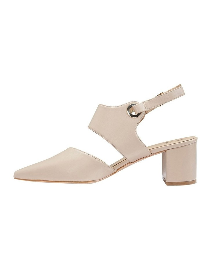 Felicity Nude Glove Heeled Shoes image 3