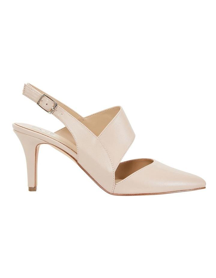 Callista Blush Glove Heeled Shoes image 1