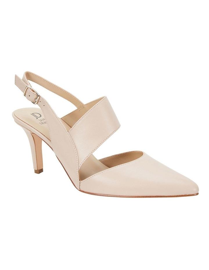 Callista Blush Glove Heeled Shoes image 2