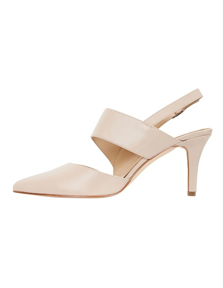 Callista Blush Glove Heeled Shoes image 3