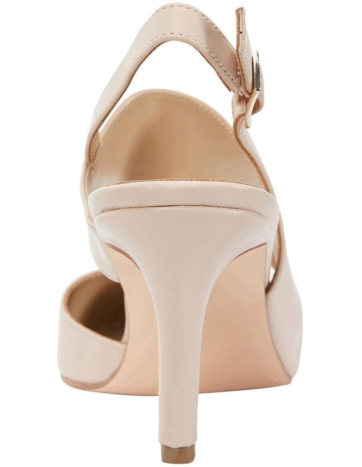 Callista Blush Glove Heeled Shoes image 4