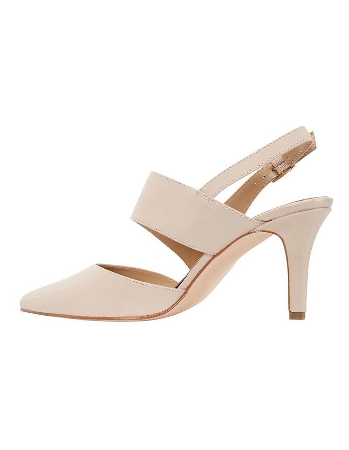 Callista Blush Glove Heeled Shoes image 6