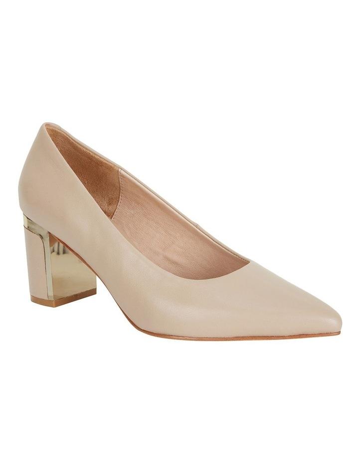 Bonnie Nude Glove Heeled Shoes image 2
