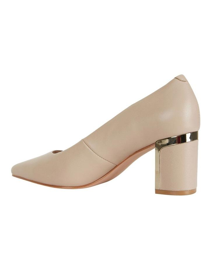 Bonnie Nude Glove Heeled Shoes image 7