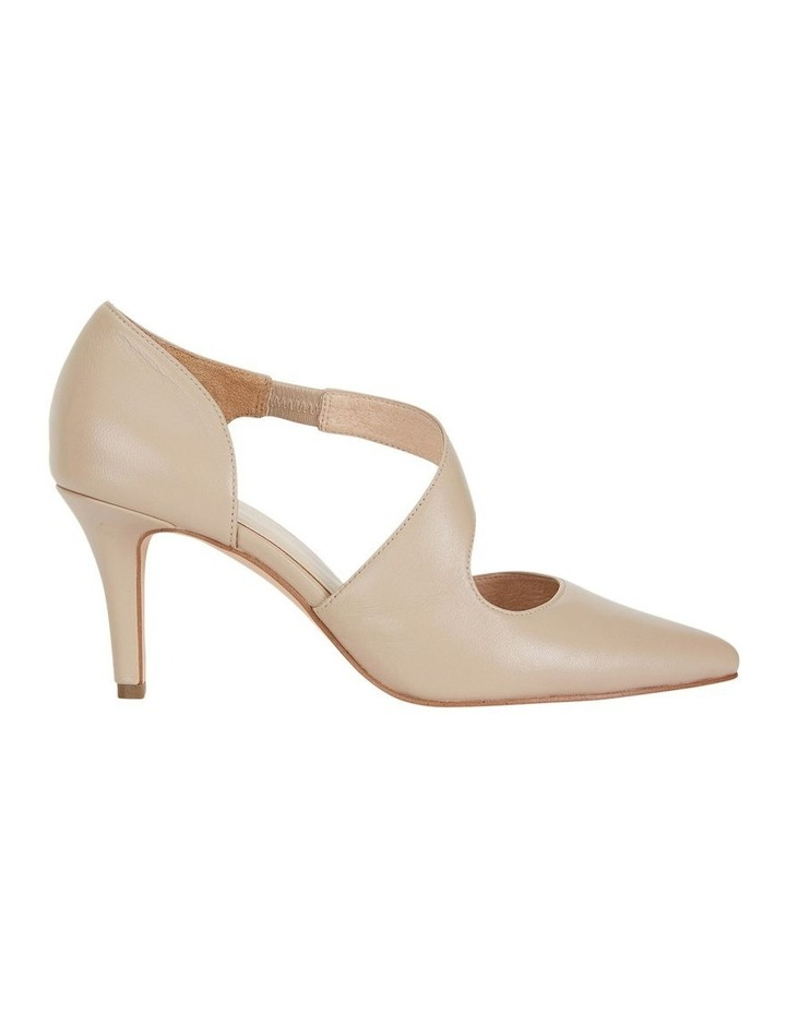 Chelsea Nude Glove Heeled Shoes image 1